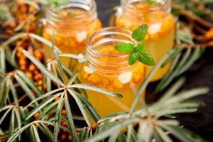 vitamins in a jar