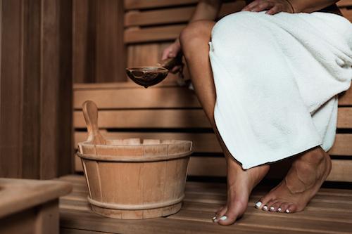 Natural Benefits of Infrared Sauna | Naturopathic Dr