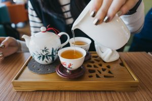 healthy winter teas