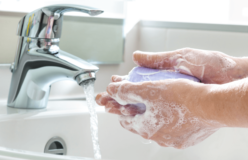 boost immune system and handwashing
