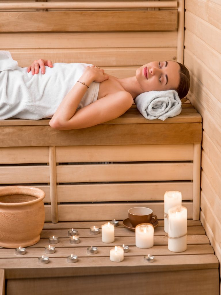 Far Infrared Sauna Therapy Services in Washington D.C. | Naturopathic Dr