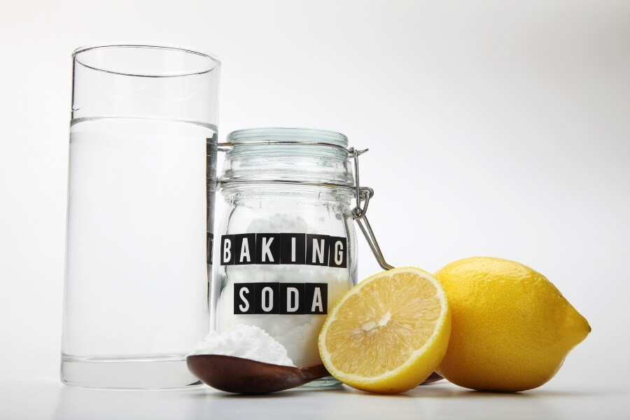baking soda cleaning solution