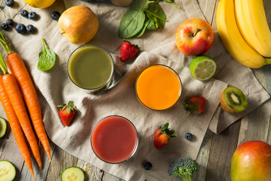 6 Vegetable Juices with Great Health Benefits | Naturopathic Dr