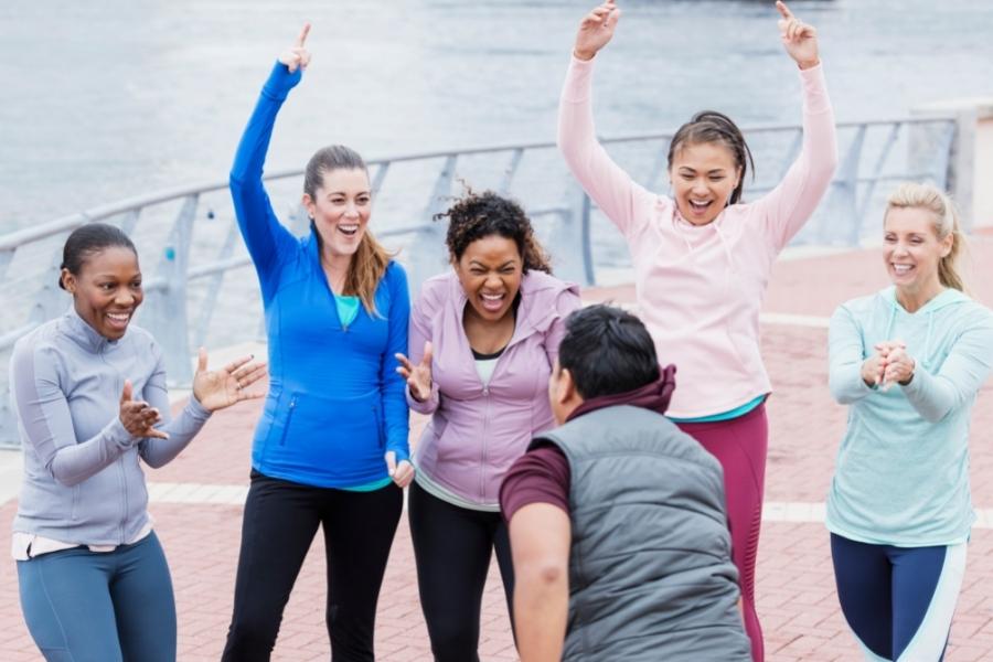 Health Benefits of Dancing to People