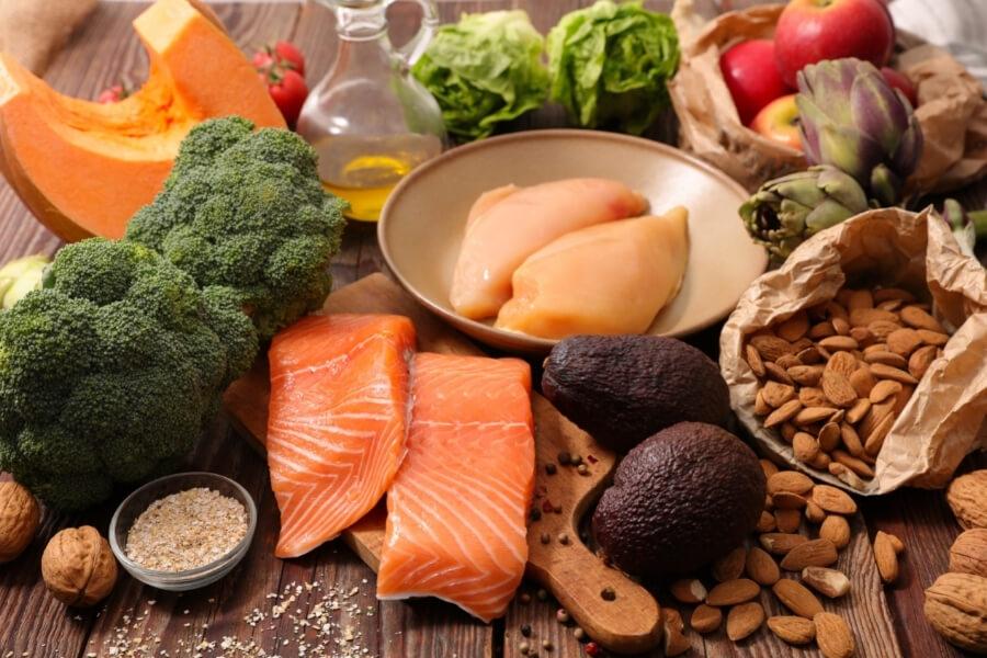 Balance Food Consumption