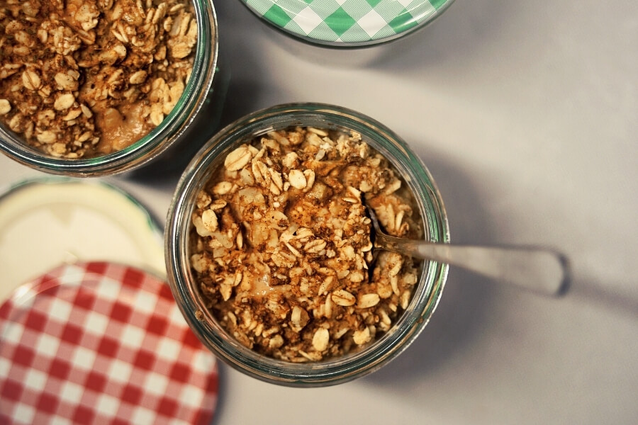 DIY Instant Oatmeal Cups
