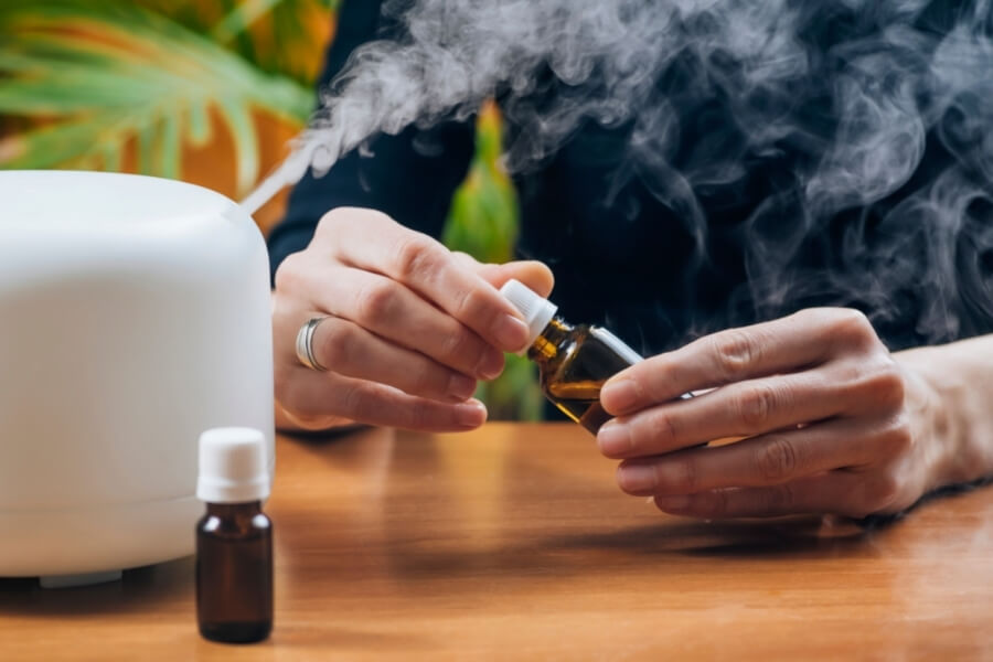 Essential Oils Application Methods