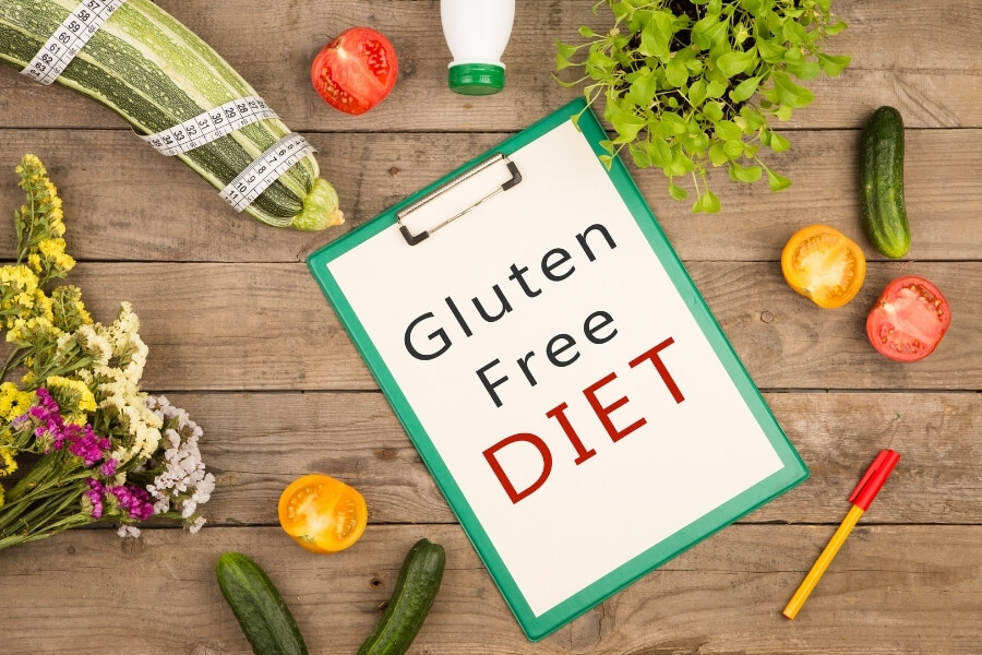 Right foods for gluten free diet