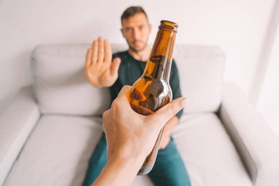 Eliminating Alcoholic Drinks