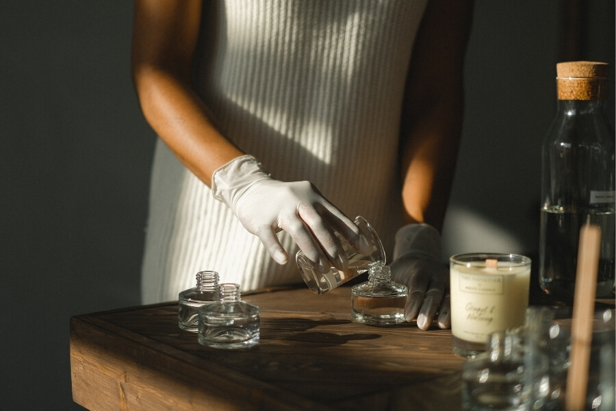Essential Oil Extraction Processes