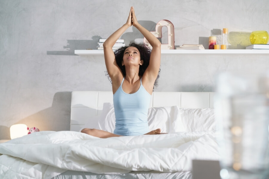 Meditation routine for Morning Person