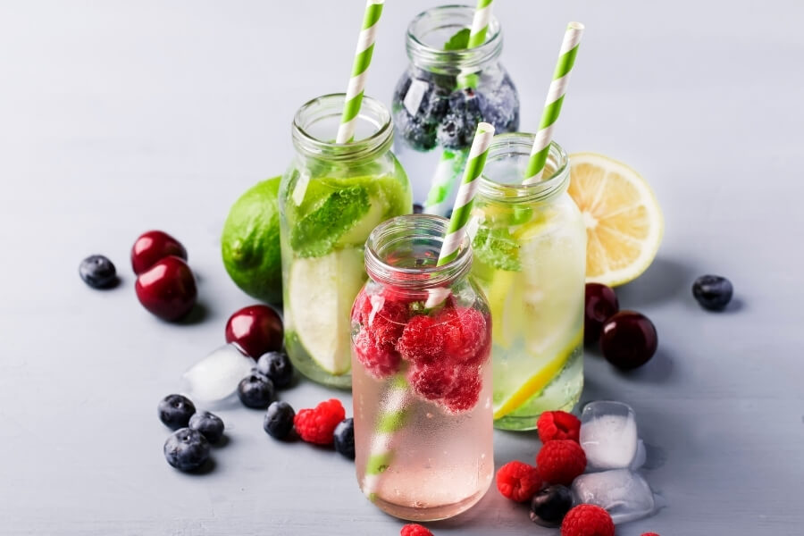 Beverages as an Alternatives to Drinking Alcohol