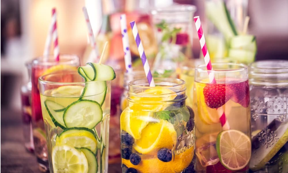 healthy alternatives to drinking alcoholic beverages